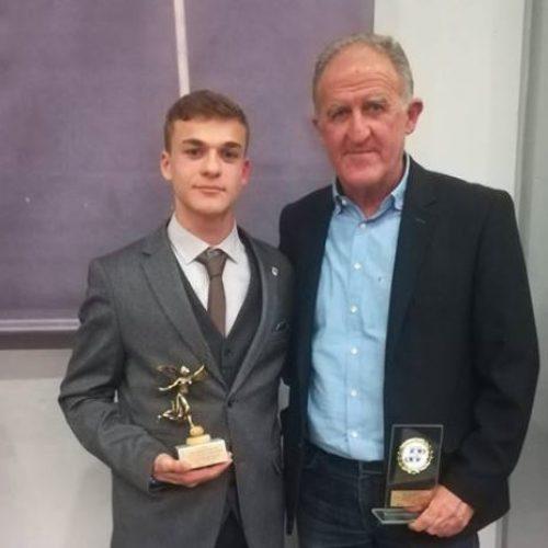 Οι βεροιώτες  Άνθιμος  και  Νίκος Κελεπούρης ανάμεσα στους βραβευθέντες  του ΣΕΓΑΣ για το 2018