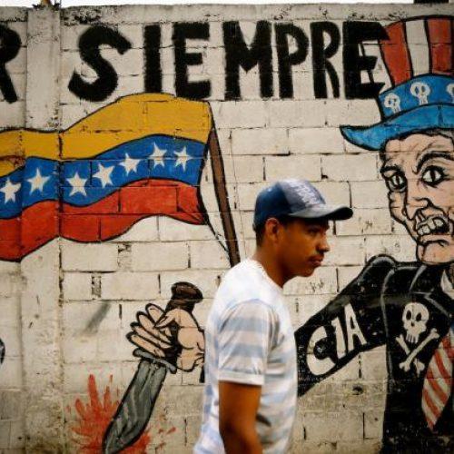 """""""Βενεζουέλα: Οι Αμερικανοί και τα ανθρωπάκια τους"""" γράφει ο Δημήτρης Μηλάκας"""