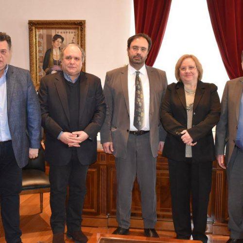 Επίσκεψη της Πρέσβειρας και του Γενικού Προξένου της Κούβας στις τοπικές αρχές