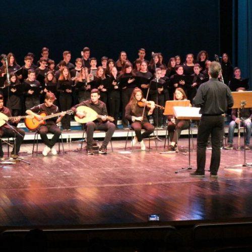 Μουσικό Σχολείο Βέροιας: «Άσπρα μου πουλιά, μαύρα μου χελιδόνια» - Μια περιδιάβαση στους δρόμους της παράδοσης