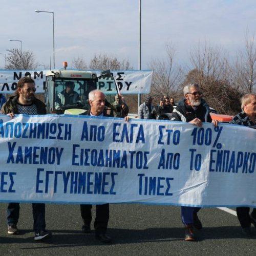 Κάλεσμα  σε συγκέντρωση στον κόμβο της Κουλούρας το Σάββατο 9  Φεβρουαρίου