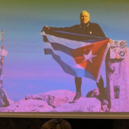 Από την Κούβα στον Όλυμπο και την Κορυφή, τον Μύτικα!