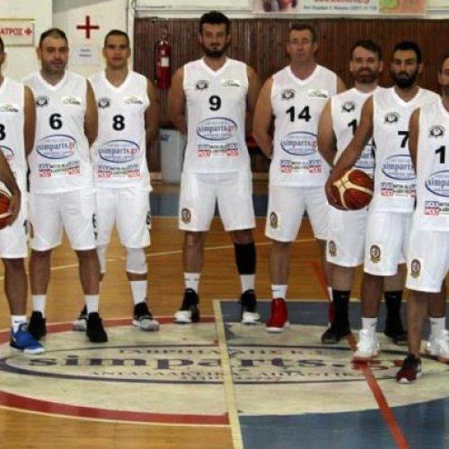 Μπάσκετ: Στην Κατερίνη το Σάββατο οι Αετοί Βέροιας - Το πρόγραμμα της 17ης αγωνιστικής