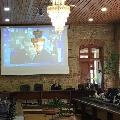 Μαθητές από το Άργος επισκέφτηκαν και φέτος το Δήμο Βέροιας