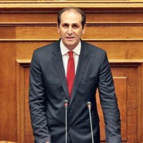 Ο Απ. Βεσυρόπουλος για την αναθεώρηση  του Συντάγματος