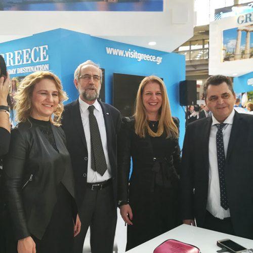 Η Ημαθία σε διεθνή έκθεση Τουρισμού στο Βελιγράδι, παρουσία και του αντιπεριφερειάρχη Κώστα Καλαϊτζίδη