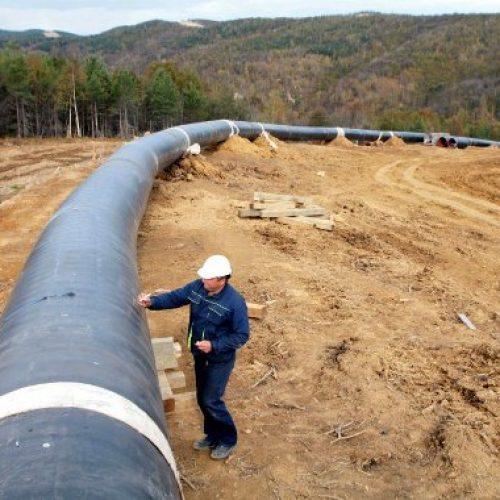Κατάθεση άποψης για περιβαλλοντικές επιπτώσεις αγωγού φυσικού αερίου