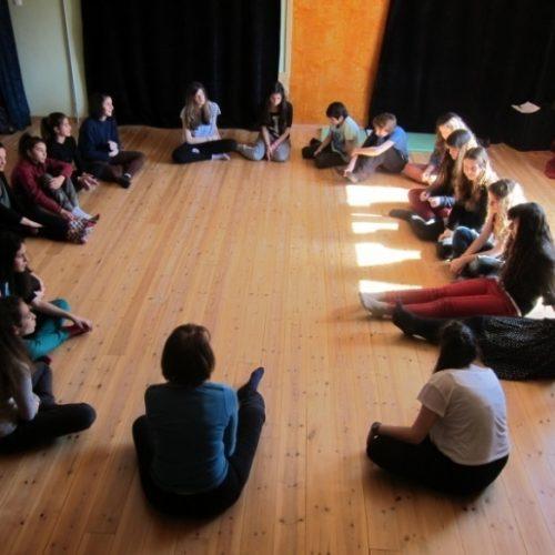 Σεμινάριο στη Βέροια με θέμα:  Όταν ο δάσκαλος μπαίνει σε ρόλο - Το θέατρο ως εργαλείο βιωματικής μάθησης