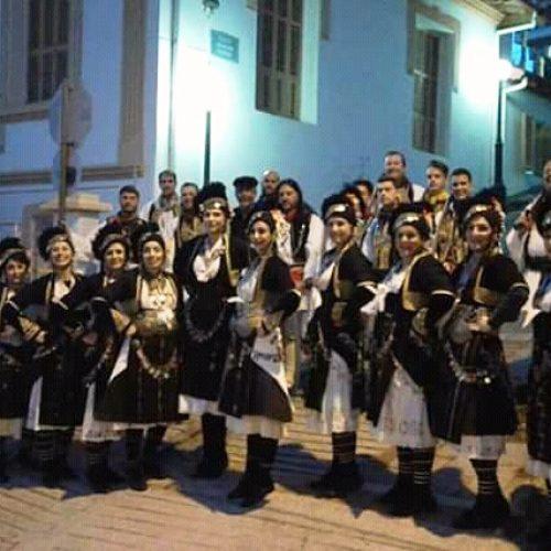 Το Λύκειο  Ελληνίδων της Βέροιας σε εκδήλωση στο Κιλκίς