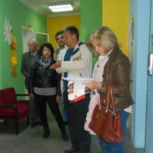 Περιοδεία σε Παιδικούς Σταθμούς του Δήμου Βέροιας από κλιμάκιο της Λαϊκής Συσπείρωσης