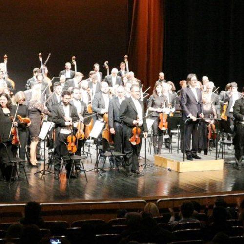 Λεωνίδας Καβάκος – Κρατική Ορχήστρα Αθηνών στη Βέροια. Καθήλωσαν το κοινό και αποθεώθηκαν