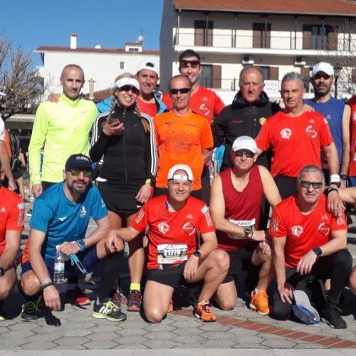 Αποτελέσματα του Συλλόγου Δρομέων Βέροιας από τον Ημιμαραθώνιο Καλαμπάκα - Τρίκαλα 2019