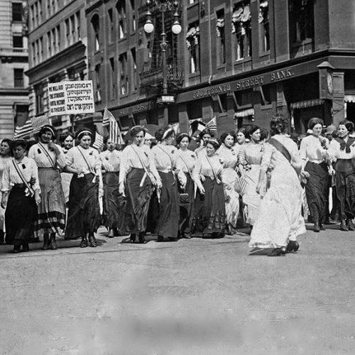 """Αφιέρωμα στην Παγκόσμια Ημέρα της Γυναίκας: """"Ο ματωμένος Μάρτιος των γυναικών"""" γράφει η Κατερίνα Γκαράνη"""
