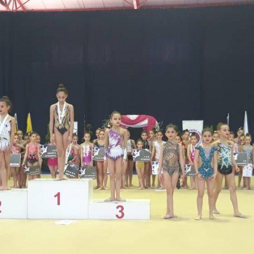 Διεθνές τουρνουά ρυθμικής γυμναστικής Αρμονία Cup - Με μετάλλια και πλασαρίσματα  στις οκτάδες ο Φίλιππος Βέροιας