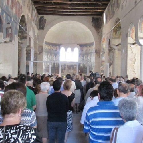Στην Παλαιά Μητρόπολη θα  ιερουργήσειτην Κυριακή ο Μητροπολίτης