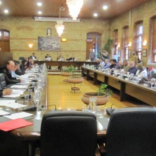 Έκτακτη συνεδρίαση του Δημοτικού Συμβουλίου Βέροιας