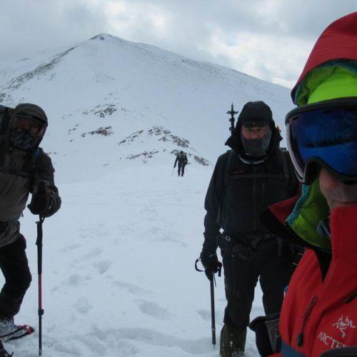 """Η Ορειβατική Ομάδα Βέροιας """"Τοτός"""" στον Όλυμπο -  Αντικρίζοντας την οργή του… Δία"""