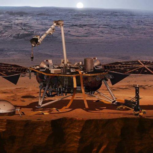 Καθημερινό δελτίο καιρού για τον πλανήτη Άρη δίνει η ΝΑΣΑ