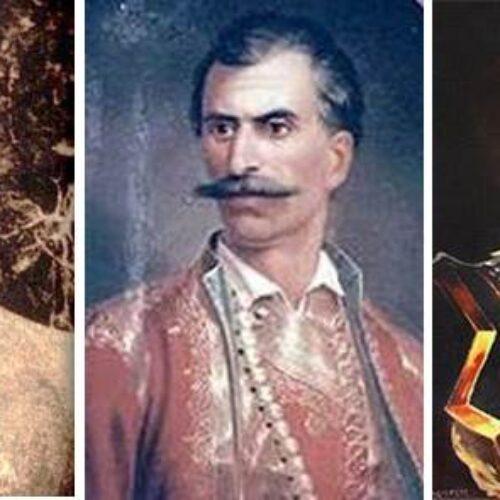 Pella TV: H συμμετοχή των μακεδόνων αγωνιστών στην Επανάσταση του 1821 - Διαμαντής Νικολάου Ολύμπιος