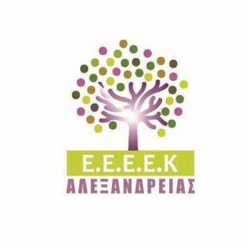 """Η πρώτη εκδήλωση του Συλλόγου Γ. & Κ. """"Τα Παιδιά της Αγάπης""""  του ΕΕΕΕΚ Αλεξάνδρειας"""