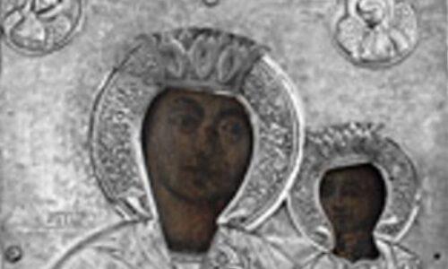 Την Ιερά Εικόνα της Παναγίας από την Ι.Μ Πέτρας Ολύμπου, υποδέχεται ο Ι.Ν Αγίου Γεωργίου Νάουσας