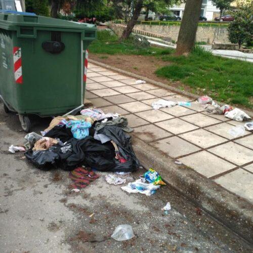 Οι Εθελοντές για την καθαριότητα σχολιάζουν φωτογραφικά