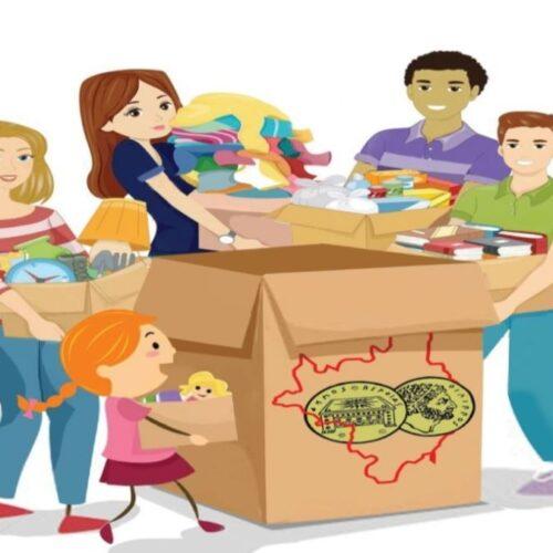 Συλλογή τροφίμων από το Κοινωνικό Παντοπωλείο του Δήμου Βέροιας