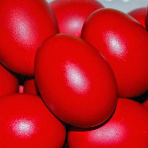 Πασχαλινά αυγά: Προσοχή - Πόσο διαρκούν εκτός ψυγείου