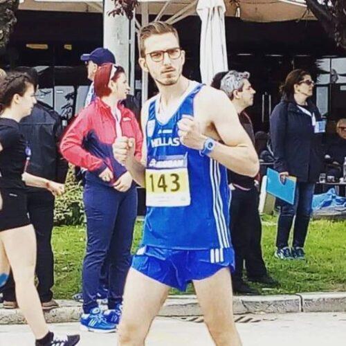 5oς ο Στάμος στο Βαλκανικό Πρωτάθλημα βάδην, 7η η Μποχώρη στο Παν/νιο