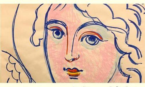 """Έκθεση Ζωγραφικής του Ιερέα - Γιατρού Σταμάτη Σκλήρη στο """"Εκκοκκιστήριο Ιδεών"""". Εγκαίνια,  Σάββατο 4 Μαΐου"""