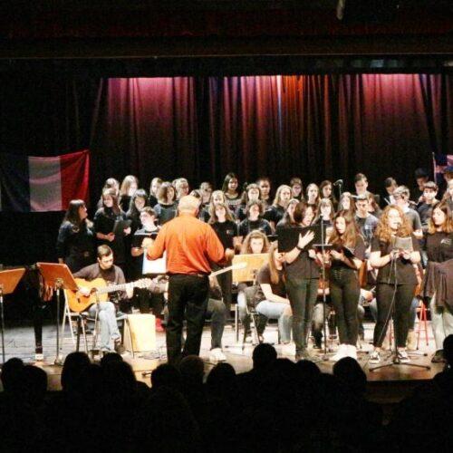 Γαλλοελληνικές μουσικές συναντήσεις από το Μουσικό Σχολείο Βέροιας και την Ένωση Καθηγητών Γαλλικής