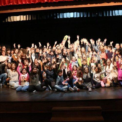 ΔΗΠΕΘΕ Βέροιας: Το πολυπληθέστερο θεατρικό σχολείο με εντυπωσιακή καλλιτεχνική παραγωγή – Συνέντευξη τύπου