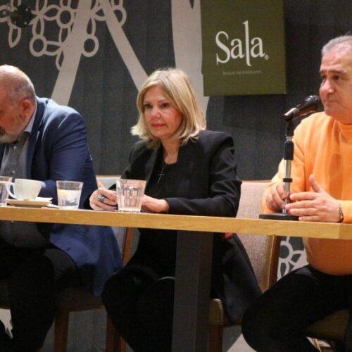 """Εκδήλωση του ΚΙΝΑΛ στη Βέροια: """"Να γίνουμε δύναμη ανατροπής"""" - Αποφάσεις Συνεδρίου & Πλαίσιο Ευρωεκλογών"""