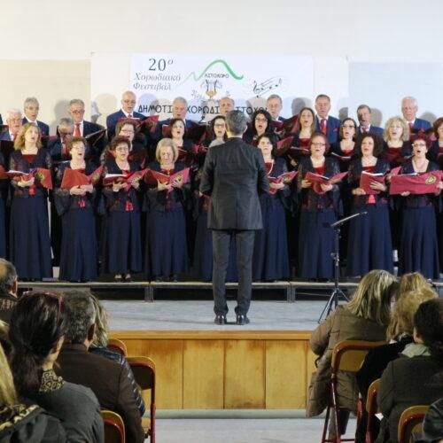 """20ο Χορωδιακό Φεστιβάλ   της Δημοτικής Χορωδίας Λιτοχώρου """"Ιωάννης Σακελλαρίδης"""" -  Εξαιρετική διοργάνωση και εντυπώσεις"""