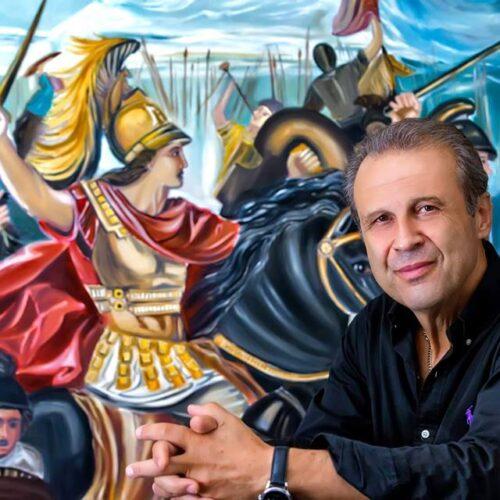 """Αλέξανδρος Τσαχουρίδης: """"Αξίζει ν' αγωνιστούμε για την πόλη και τους συμπολίτες  μας"""""""