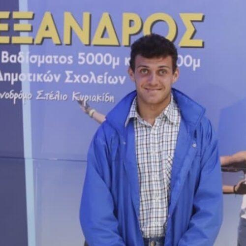 Έτοιμος ο Τουλίκας για τον 14ο Διεθνή Μαραθώνιο Θεσσαλονίκης