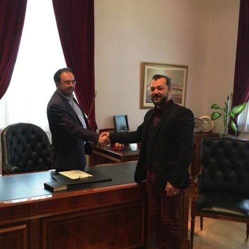 Νέος Δημοτικός Σύμβουλος Βέροιας ο Ηλίας Γραμματικόπουλος