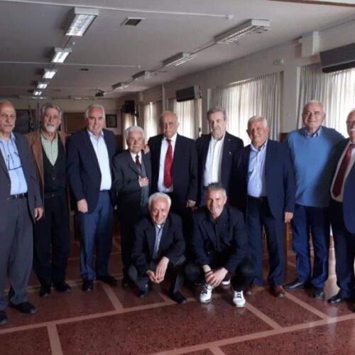 Συναντήθηκαν τα ΔΣ της Ευξείνου Λέσχης Θεσσαλονίκης και της Ευξείνου Λέσχης Κοζάνης