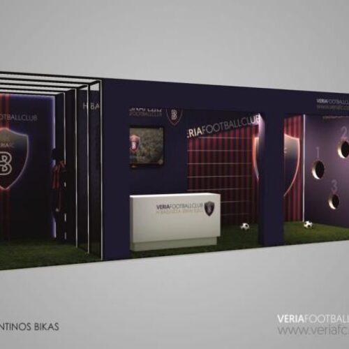 Ποδόσφαιρο: Πάμε Sportexpo 2019 με Veria FC!