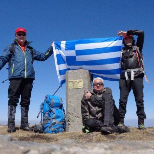 """Η ορειβατική ομάδα Βέροιας """"Τοτός"""" στην ανοιξιάτικη """"Τζένα""""  στην  Πέλλα"""
