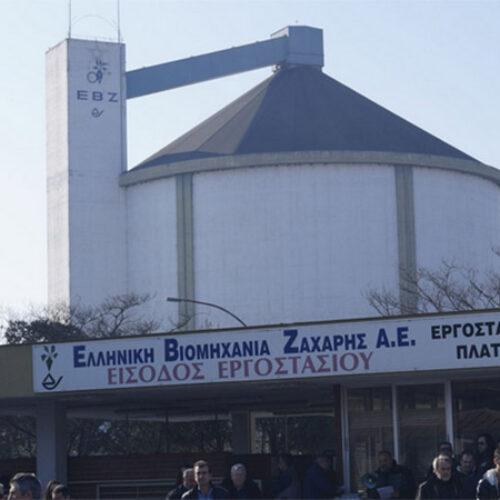 """Γιώργος Ουρσουζίδης:""""Το Εργοστάσιο Ζαχάρεως στο Πλατύ Ημαθίας θα λειτουργήσει και φέτος"""""""