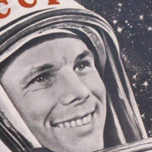 """""""Ο πιλότος που άλλαξε τον κόσμο - Η εκπληκτική ιστορία του Γιούρι Γκαγκάριν"""" γράφει ο Βενιζέλος Λεβεντογιάννης"""