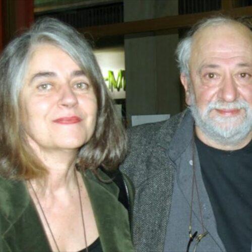 Η Ιωάννα Καρυστιάνη και ο  Παντελής Βούλγαρης  στη Βέροια