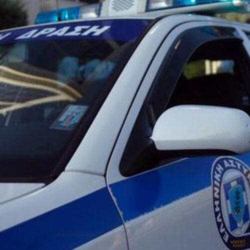 Σύλληψη για κλοπή στην Ημαθία