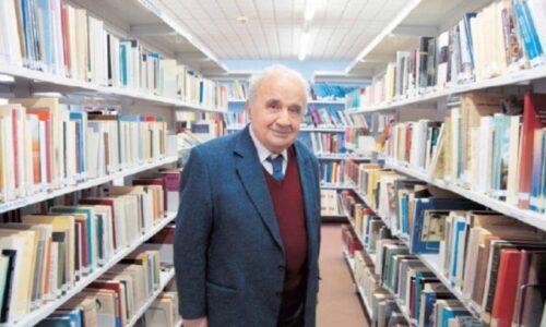 """Τιμητική Εκδήλωση: """"Γιώργος Χιονίδης – ο ακούραστος υπηρέτης της Ιστορίας"""""""