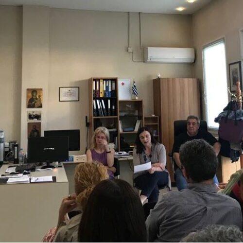 Ανοιχτή ομιλία – συζήτηση για τη διατροφή και τα ψυχοφάρμακα από το κέντρο υποστήριξης του ΣΟΦΨΥ  Ημαθίας