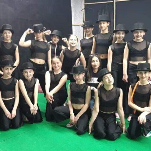 Σε Διεθνές Φεστιβάλ Χορού τα κορίτσια του Φιλίππου: Χρυσό μετάλλιο η ομάδα του Hip Hop ασημένιο η ομάδα του Μοντέρνου