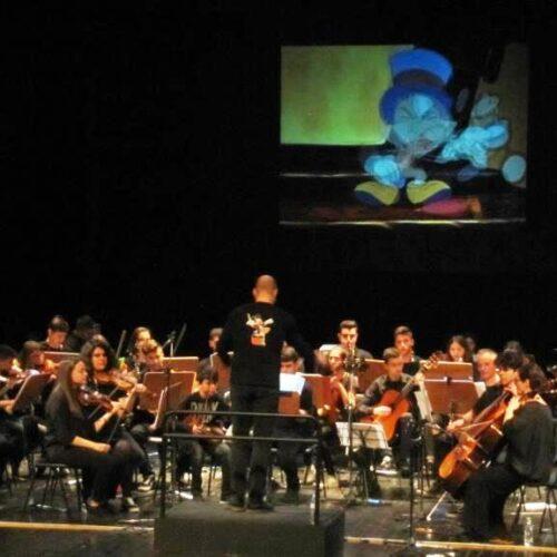"""""""Ο μουσικός κόσμος του Disney"""". Μια ιδιαίτερη συναυλία από την Ορχήστρα του Μουσικού Σχολείου Βέροιας"""