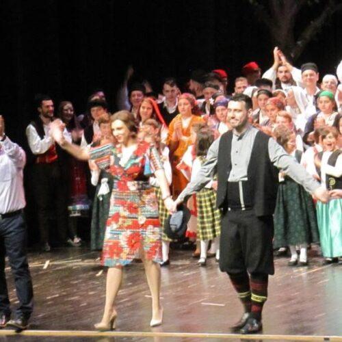 """""""Στων Ελλήνων τα κουρμπάνια"""" - Ενθουσίασε το Τμήμα Λαογραφίας της ΚΕΠΑ  με την εξαιρετική του παράσταση"""