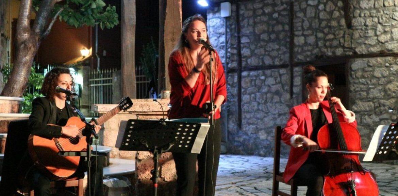 Μελωδική βραδιά στη Βέροια με φόντο την Εβραϊκή Συναγωγή